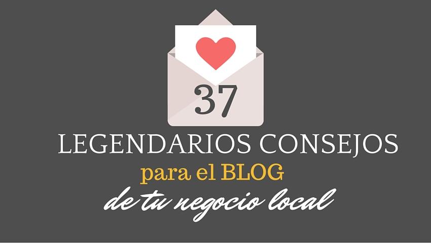 consejos blog