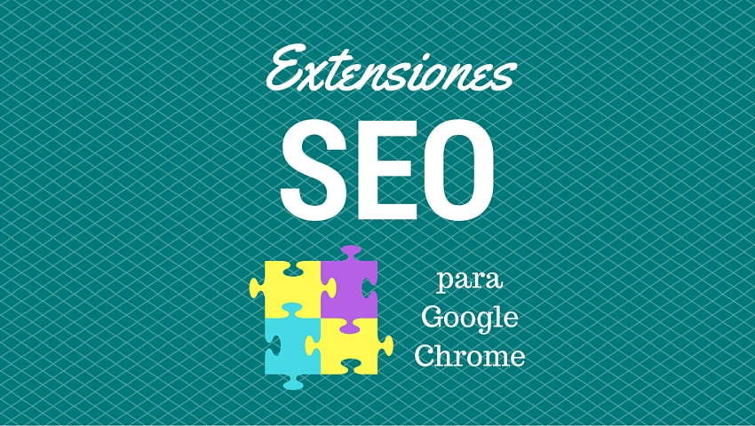 extensiones seo chrome