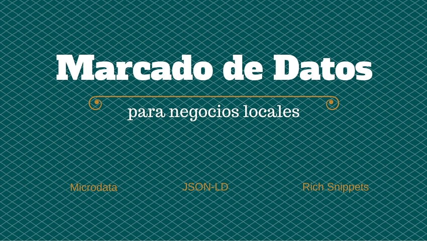 marcado datos seo local